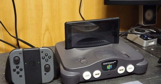 How To Turn Your Old N64 Into A Nintendo Switch Dock