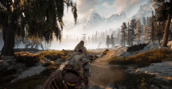 Horizon Zero Dawn's Lead Writer Says They Spent 'Hundreds' Of Hours Rewriting The Story