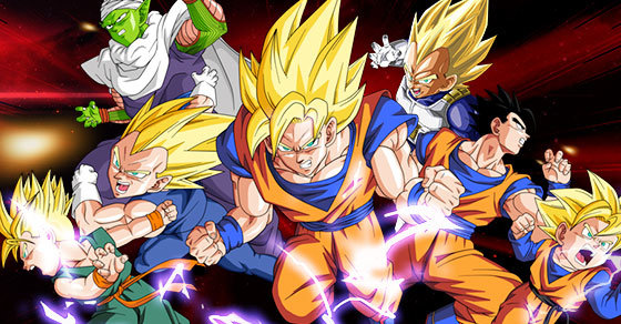 Dragon Ball Z Online - new DBZ Anime Game - Play now
