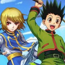 Manga theme game - hunter x online