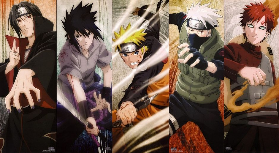 Great #2 Naruto (110 Points)