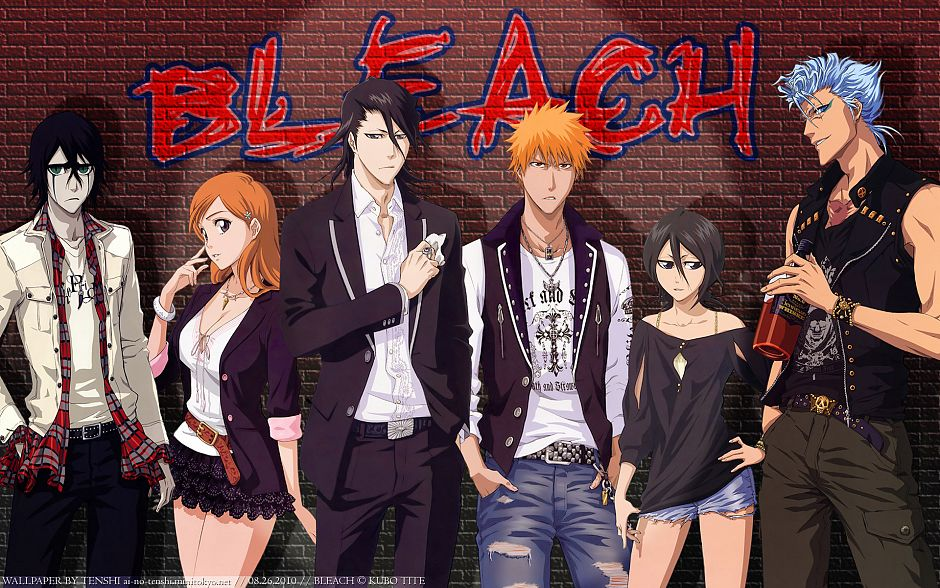 #3 Bleach (100 Points)